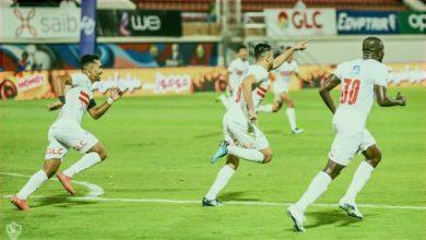 صورة الزمالك يحسم الوصافة بالفوز علي الاسماعيلي (3-1) في ختام الدوري المصري