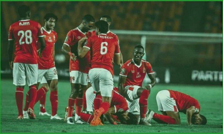 غياب الشناوي والشحات عن قائمة الأهلي لمواجهة طلائع الجيش في الدوري المصري