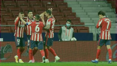 صورة ملخص أهداف مباراة أتلتيكو مدريد و ريال بيتيس (2-0) في الدوري الاسباني