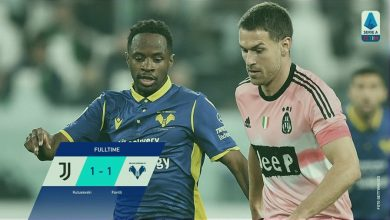 صورة ملخص اهداف مباراة يوفنتوس (1-1) هيلاس فيرونا اليوم في الدوري الإيطالي