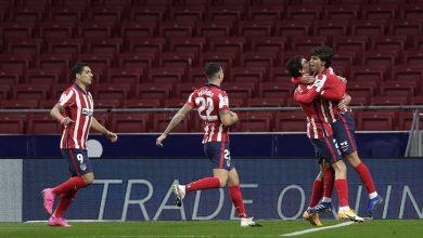 صورة أهدااف مباراة أتلتيكو مدريد و قاديش (4-0) اليوم فى الدوري الإسباني