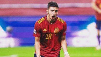 صورة أهداف مباراة إسبانيا وألمانيا (6-0) اليوم دوري الأمم الأوروبية