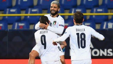 صورة أهداف مباراة إيطاليا والبوسنة والهرسك (2-0) اليوم في دوري الأمم الأوروبية