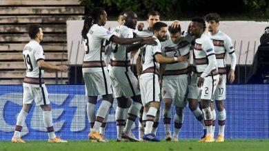 صورة أهداف مباراة البرتغال وكرواتيا (3-2) اليوم دوري الأمم الأوروبية