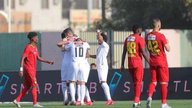 صورة أهداف مباراة الشباب وضمك (2-1) اليوم في الدوري السعودى