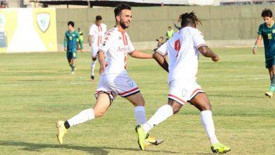 صورة أهداف مباراة الشرطة والديوانية (0-2) اليوم في الدوري العراقي الممتاز