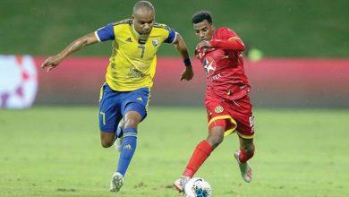 صورة أهداف مباراة الظفرة وإتحاد كلباء (1-2) اليوم في الدوري الاماراتي