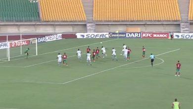 صورة أهداف مباراة المغرب و جمهورية إفريقيا الوسطى (2-0) اليوم في تصفيات كأس أمم أفريقيا