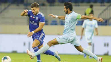 صورة أهداف مباراة النصر وبني ياس (1-0) اليوم في الدوري الاماراتي