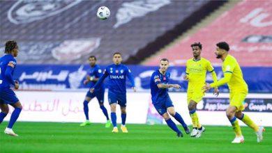صورة أهداف مباراة الهلال والنصر (2-1) اليوم في نهائي كأس خادم الحرمين الشريفين