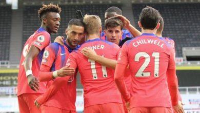 صورة أهداف مباراة تشيلسي و نيوكاسل يونايتد (2-0) اليوم في الدوري الإنجليزي