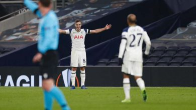 صورة أهداف مباراة توتنهام هوتسبير ولودوجوريتس رازجراد (4-0) اليوم في الدوري الأوروبي