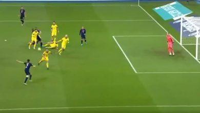 صورة أهداف مباراة فرنسا والسويد (4-2) اليوم دوري الأمم الأوروبية