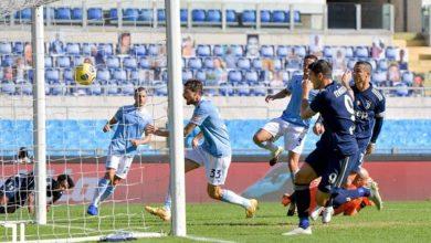 صورة أهداف مباراة يوفنتوس و لاتسيو (1-1) اليوم في الدوري الإيطالي – هدف كريستيانو رونالدو