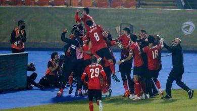 صورة الأهلي المصري يتوج بدوري أبطال أفريقيا 2020