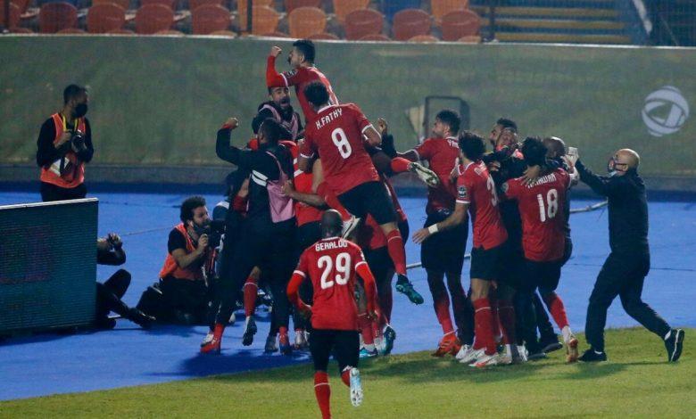 الأهلي المصري يتوج بدوري أبطال أفريقيا 2020