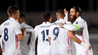 صورة تشكيل ريال مدريد اليوم لمواجهة ديبورتيفو ألافيس فى الدوري الاسباني
