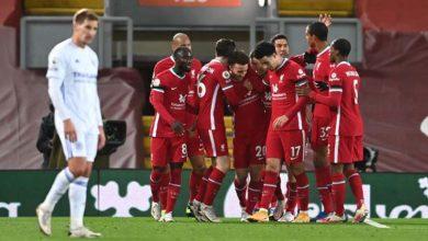 صورة صلاح يقود الهجوم .. تشكيل ليفربول اليوم امام برايتون بالدورى الانجليزي