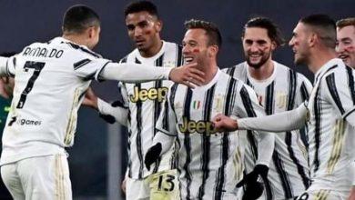 صورة بدون رونالدو .. تشكيل يوفنتوس اليوم لمواجهة بينفينتو فى الدوري الايطالي
