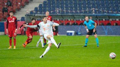 صورة ملخص أهداف مباراة بايرن ميونيخ و ريد بول سالزبورغ (6-2) اليوم دوري أبطال أوروبا