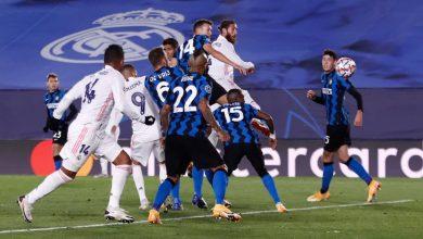 صورة ملخص أهداف مباراة ريال مدريد و انتر ميلان (3-2) اليوم فى دوري أبطال أوروبا