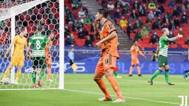 صورة ملخص أهداف مباراة يوفنتوس و فرينكفاروزي (4-1) اليوم فى دوري أبطال أوروبا