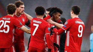 صورة نتيجة مباراة بايرن ميونيخ وريد بول سالزبورغ اليوم فى دوري ابطال اوروبا