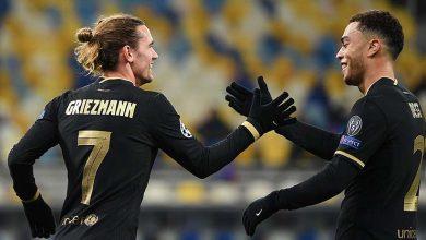 صورة نتيجة مباراة برشلونة ودينامو كييف اليوم فى دورى ابطال اوروبا