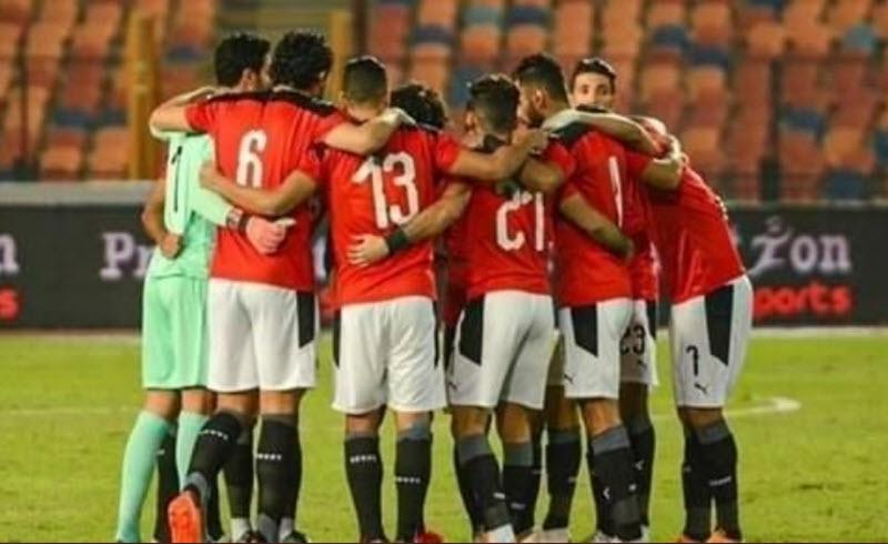 صورة هدف الونش يقود مصر للفوز علي توجو بتصفيات كأس الأمم الأفريقية