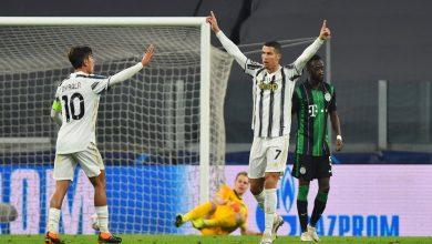 صورة أهداف مباراة يوفنتوس وفرينكفاروزي (2-1) اليوم في دوري أبطال أوروبا