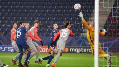 صورة أهداف مباراة أتلتيكو مدريد وسالزبورغ (2-0) اليوم فى دورى ابطال اوروبا
