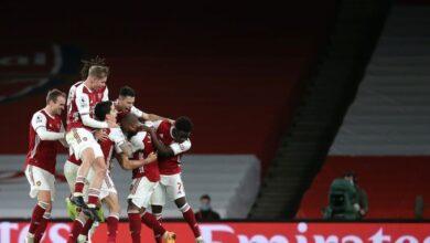 صورة أهداف مباراة ارسنال وتشيلسي (3-1) اليوم في الدوري الانجليزي