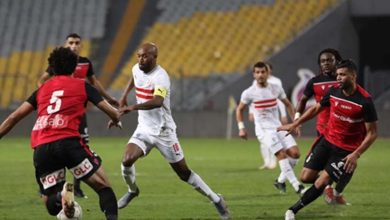 صورة أهداف مباراة الزمالك وطلائع الجيش (1-3) اليوم في كأس مصر