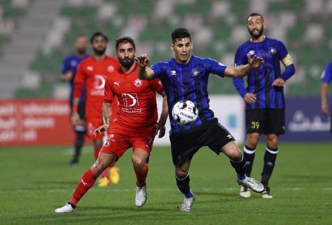 أهداف مباراة السيلية والعربي اليوم في الدوري القطري