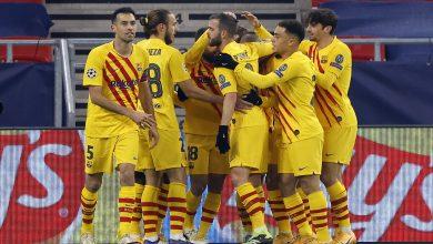 صورة أهداف مباراة برشلونة وفرينكفاروزي (3-0) اليوم.. ثلاثية برشلونة