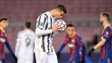 صورة أهداف مباراة برشلونة ويوفنتوس (0-3) اليوم فى دورى ابطال اوروبا