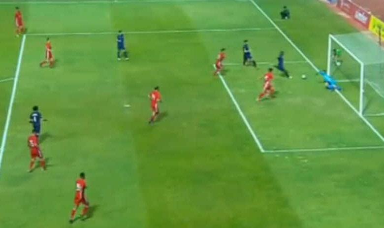 صورة أهداف مباراة بيراميدز والاتحاد الليبي (1-0) اليوم في كأس الكونفدرالية الأفريقية