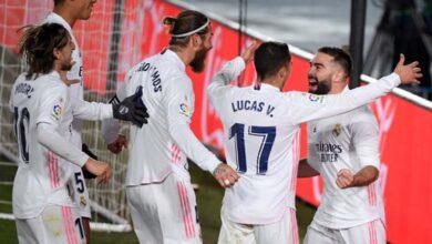 صورة أهداف مباراة ريال مدريد وأتلتيكو مدريد (2-0) اليوم في الدوري الاسباني