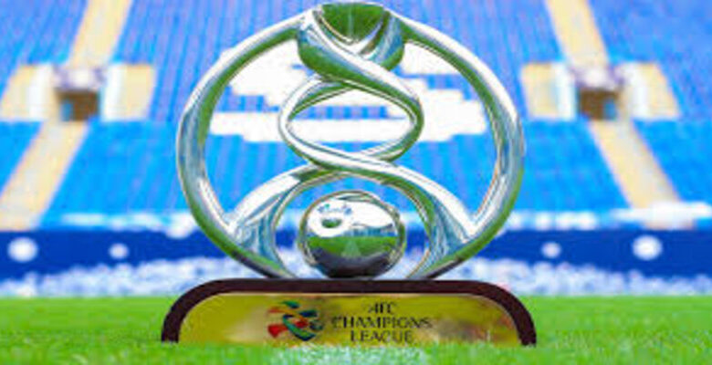 الأندية المشاركة في دوري ابطال اسيا 2021