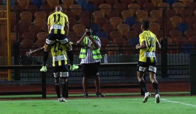 المقاولون العرب يحقق اول انتصار له فى الدوري على حساب البنك الأهلي
