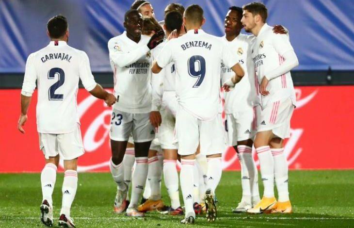 تشكيل ريال مدريد اليوم لمباراة غرناطة فى الدورى الإسبانى