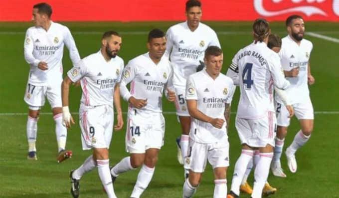 تشكيل ريال مدريد اليوم لمواجهة إلتشي بالدوري الاسباني