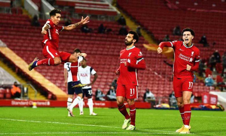 تشكيل ليفربول اليوم أمام وست بروميتش ألبيون فى الدورى الإنجليزى