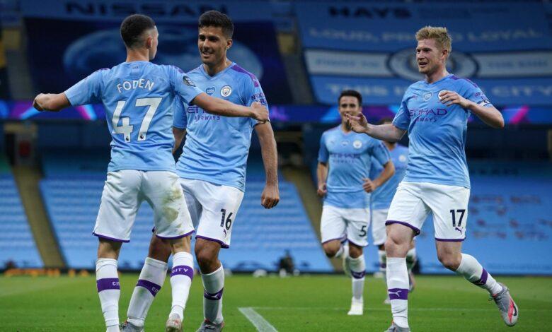 تشكيل مانشستر سيتي اليوم لمواجهة نيوكاسل يونايتد بالدوري الانجليزي