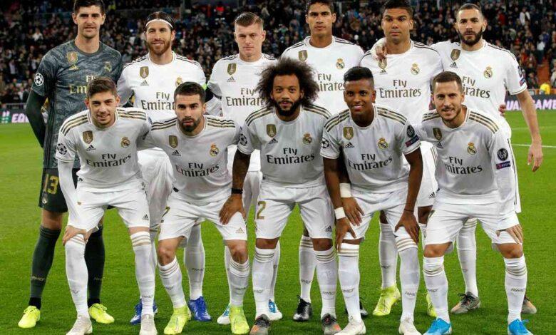 قائمة ريال مدريد لمواجهة غرناطة تضم 24 لاعبًا .. غياب مودريتش وعودة البلجيكي