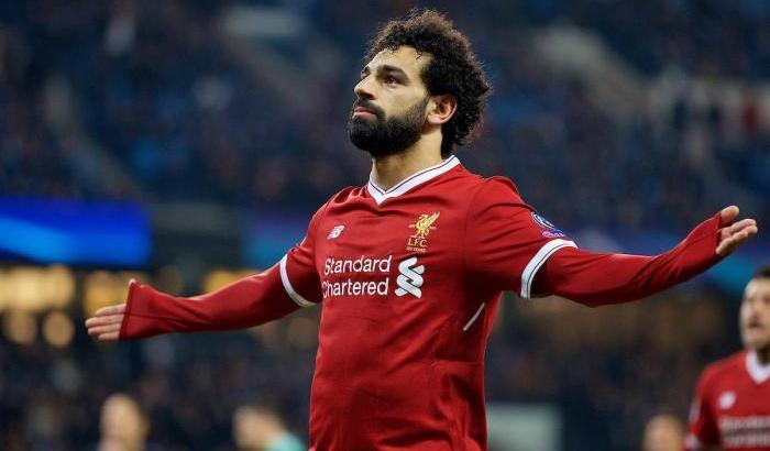 محمد صلاح أفضل لاعب في الدوري الانجليزي باستفتاء صحيفة ميرور