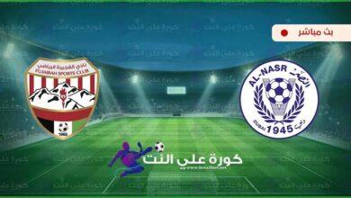 صورة بث مباشر | مشاهدة مباراة النصر والفجيرة اليوم في دوري الخليج العربي الاماراتي