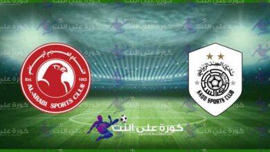 صورة موعد مباراة السد والعربى اليوم فى نهائى كأس أمير قطر