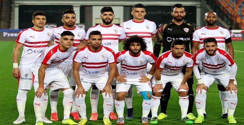 الزمالك يتلقى إخطارا من CAF بتأهله لمجموعات دوري أبطال أفريقيا