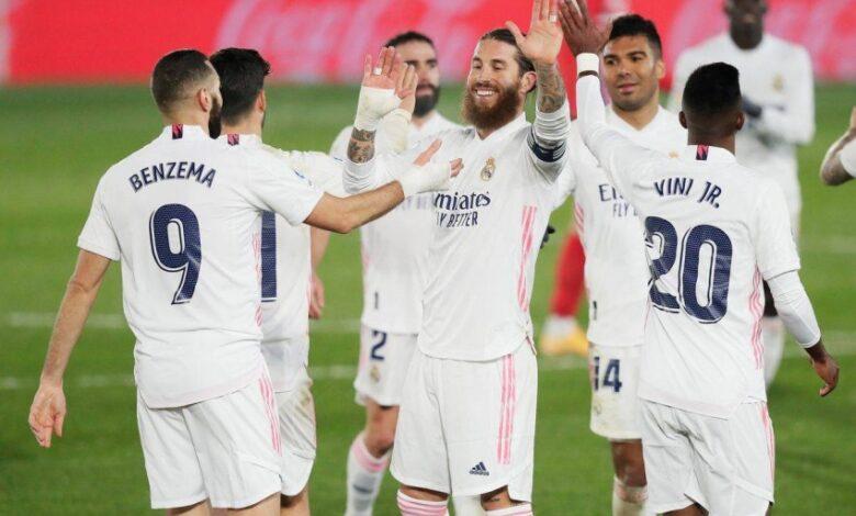 3 أسماء مرشحة بقوة لارتداء قميص ريال مدريد في الانتقالات الشتوية المقبلة